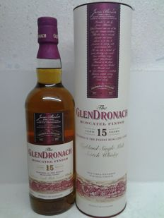 Glendronach 15 years old / Moscatel Finish