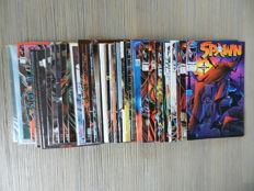 Image Comics - Spawn x31 issues and x14 Spawn Related Comics - 45x sc (1992-2004)