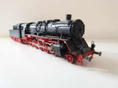 Roco H0 - 43288 - Steam locomotive with tender 4904 of the NS