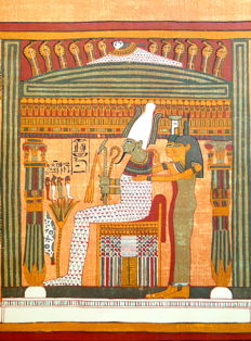 The Book of the Dead – Papyrus of Ani - 1890