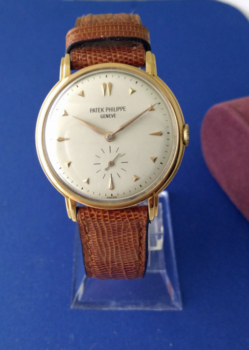 Patek Philippe Men's Watch - 1960s