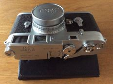 Leica M3 chrome