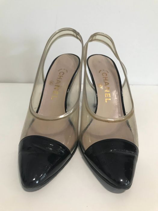 138a6def048 Chanel - Heeled shoes - Catawiki