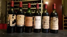 1994 Chateau Grand Monteil x 2 bottles - 1974 Chateau Grand Monteil x 1 bottle - 1983 Chateau Siaurac x 1 bottle - 1984 Chateau Siaurac x 1 bottle - 1996 Chateau Siaurac x 1 bottle / 6 bouteilles