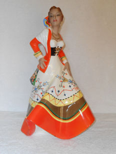 CIA Manna Torino - 'The Italian Dancer' sculpture - 50 cm