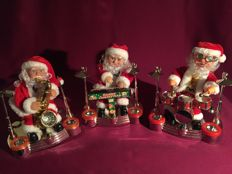 Orchestra of Santa clauses