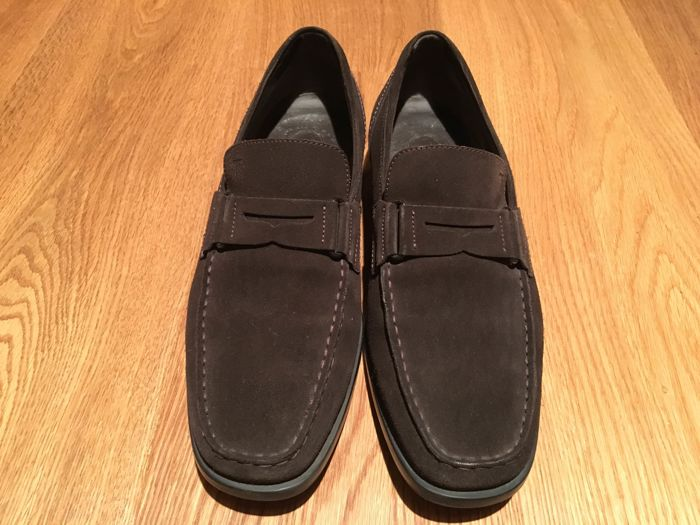 Tod's - men's shoes, slipper penny loafer
