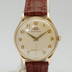 Movado - Sub-Second Dress Watch - 03759 - Uomo - 1950-1959