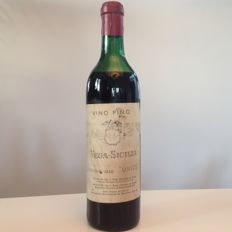 1948 Vega Sicilia Unico - 1 bottle (0.75l)