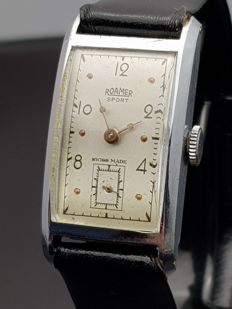 Roamer Sport - wristwatch - Swiss made 1950s