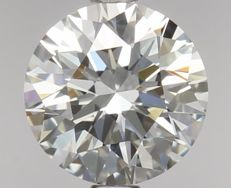 0.70 ct Round Brilliant Cut Diamond DIF IGI Serial# 18112 -orginal-image-10X-3EX