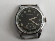 """Military Horloges """"GLYCINE"""" WO2 Wehrmacht. D 43549 H"""