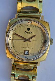 NIVADA - Men's watch - 1970s