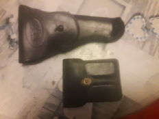 Holster and magazine pouch, Colt 45 mod 1911 Virtnam period