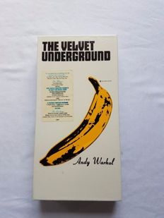 "The Velvet Underground ~ Deluxe  Box Set  ""Peel Slowly and See"" ~ 5 CD and 88 Page Booklet ~ 1995"