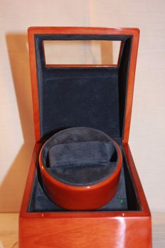 Watch Winder for 1 automatic watch - Walwood-modelo Edison Caoba - Unisex - 2011 - actualidad