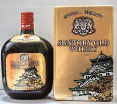 Suntory Old Whisky - Osaka Castle 400th Anniversary