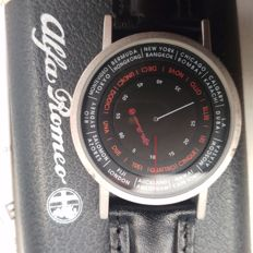 Alfa Romeo Worldtime 24 timezones Gents watch