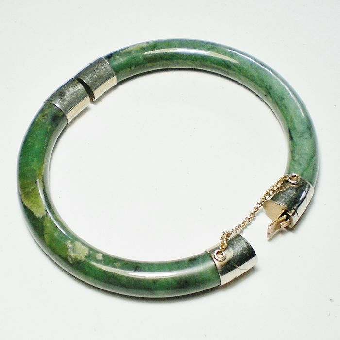 jade of kiss men genuine burma bangle mens honey s bangles large yello products jadeite burmese bracelet green yellow