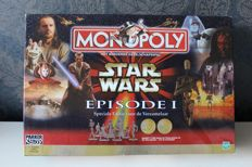 Star Wars Monopoly - Collectors edition - Episode 1