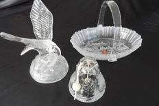 Basket - Bell - Walther glass - Christmas dream - Germany