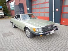 Mercedes-Benz -  450 SL - V8 - 1976
