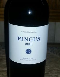 2013 Pingus Ribera del Duero - 1 bottle (75cl)