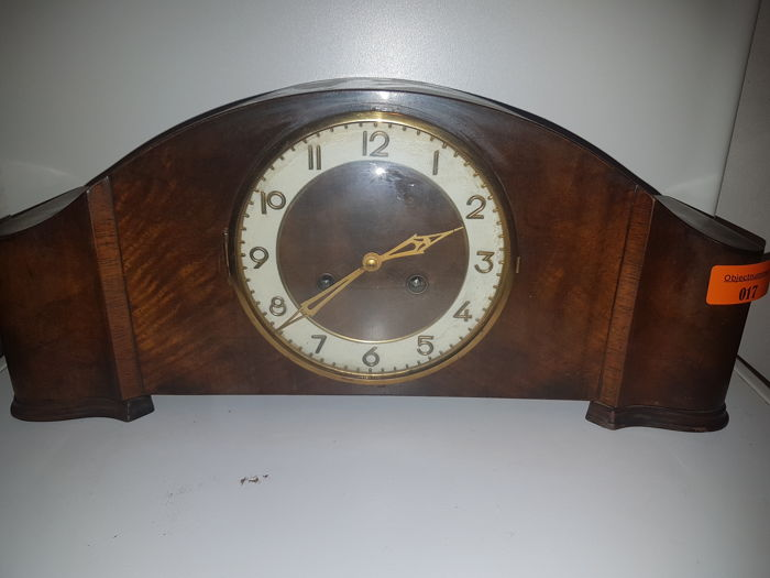 Antique grandfather clock Kieninget
