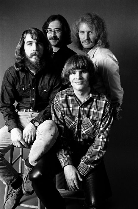 Baron Wolman (1937-) - Creedence Clearwater Revival, 1970