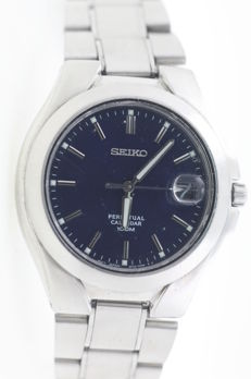 Seiko Perpetual Calendar - men's watch