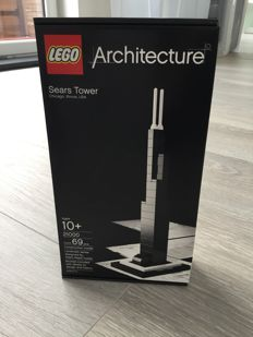 Architecture - 21000 - Sears Tower