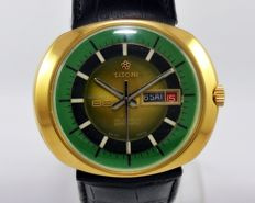 Titoni Cosmo 88 25 Jewels Rotomatic Automatic Men's Vintage Wristwatch - circa 1970s
