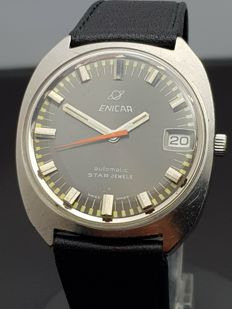 Enicar Star Jewels - Automatic men´s watch - Swiss made 1970s