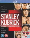Stanley Kubrick Visionary Filmmaker Collection