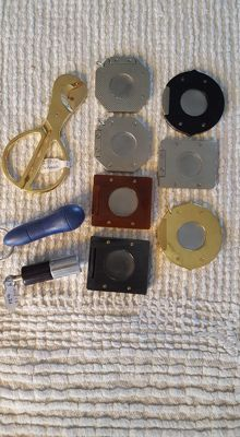 Collection of cigar cutters 10x