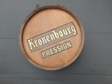 KRONENBOURG neon sign