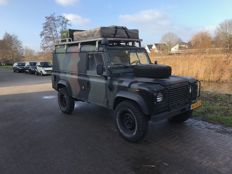 Land Rover - defender 110 hardtop - 1988