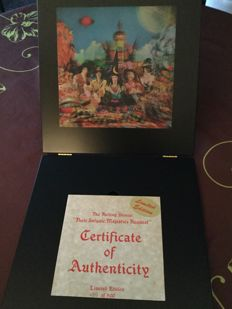 The Rolling Stones :Their satanic majesties request - Limited box Edition
