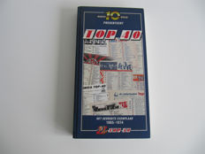 Veronica Radio 10 Top 40 - Exclusive Book - all Top 40 chart lists from 1965-1974
