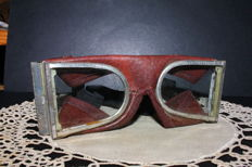 Aviation pilot glasses - 1920s/30s - rare