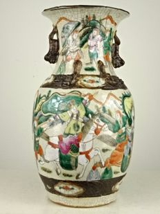 Nanking Vase - China - late 19th Century