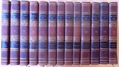 J. B. Massillon - Oeuvres complètes - 13 volumes - 1821
