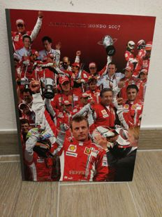 Ferrari - 2007 yearbook - 285 pages of history and victories