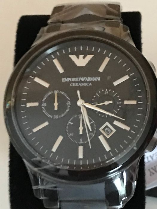 Armani - AR1451 men's watch (never worn in mint condition) - Men's - 2011–present