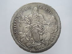 Papal State - Piastre 1802 - Silver