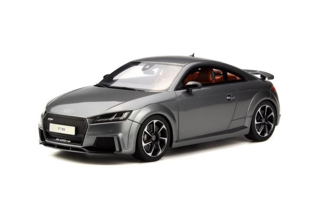 GT-Spirit - Scale 1/18 - Audi TT RS  - Metallic Grey