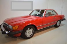 Mercedes-Benz - 560 SL - 1986