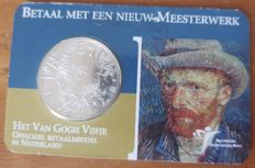 The Netherlands – 5 Euro 2003 ´Vincent van Gogh´ in coin card.