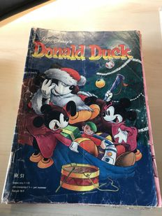 Donald Duck Weekblad - approx. 380 issues - 380xsc - 1st edition (1975/2007)