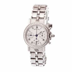 Breguet - Marine Chronograph factory diamonds new 35000 euro - 8491bb - Women - 2011-present